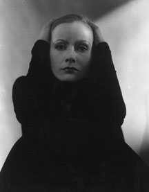 Garbo by Edward Steichen