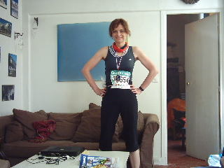 my paris running kit